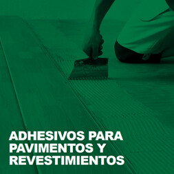 Adhesives for floor